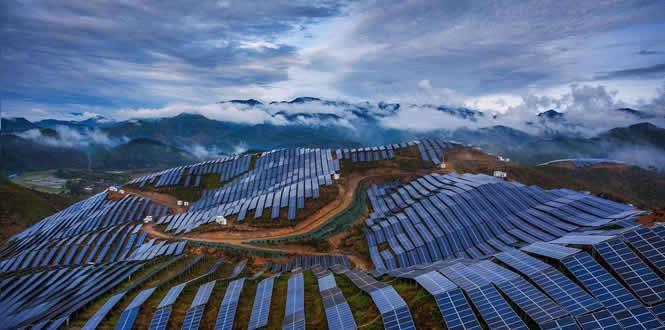 中国风电光伏发电步入竞价时代 或引发行业大洗牌