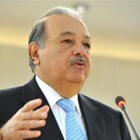 卡洛斯·斯利姆·埃卢-墨西哥美洲电信首席执行官