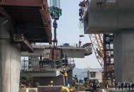港珠澳大桥香港段预计2017年底完工 显著促进跨境交通
