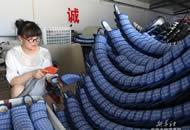 河北宣化:劳动密集型企业助力农村精准脱贫
