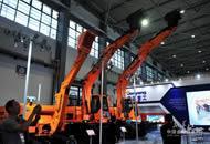 贵州首届装备工业博览会开幕