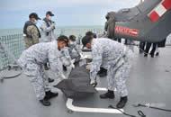 闯南海美军驱逐舰被撞大坑 伤亡恐创近年之最