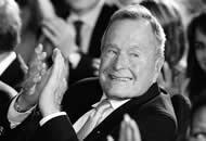 美国前总统老布什逝世 享年94岁