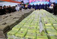 泰国破获历来最大冰毒走私案 案值3800万美元