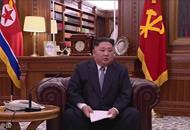 金正恩发表新年贺词:朝韩关系进入新阶段