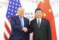 中美元首在日本大阪举行会晤