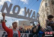 美国上千人集会谴责美炸死伊朗将领
