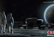 NASA开发新型载人月球车 具备自动驾驶系统