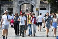 今年前7个月土耳其接待外国游客同比增长85.44%