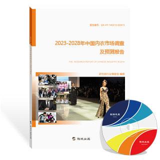 内衣市场调查及预测报告
